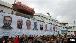 Geçtiğimiz Pazar günü İstanbul'a dönen Mavi Marmara gemisi