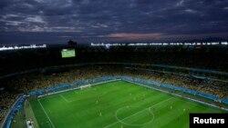 جرمنی فائنل میں، برازیل کے خواب چکنا چور