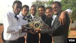 Eritrea Underwater Drone
