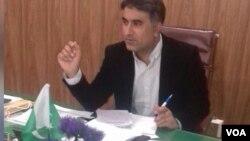 ڈاکٹر ٘محمد اورنگ زیب۔ تحصیل ہیڈکوارٹرز اسپتال احمد پور شرقیہ