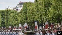 法国总统马克龙就职及其同勒庞的选战(53图)