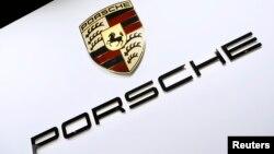 독일 유명 스포츠카 회사 '포르셰'의 로고.