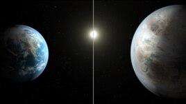 Shkencëtarët: Kepler, një planet i ri si Toka