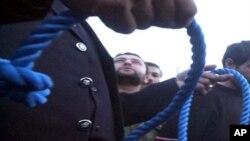 ایران: جنداللہ کے 11ارکان کو پھانسی دے دی گئی