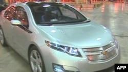 Novi hibrid Ševrolet Volt kompanije Dži-Em