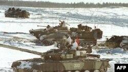 Учения российской армии