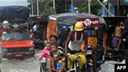 Hàng trăm người chết hoặc mất tích vì lũ quét ở Miến Điện
