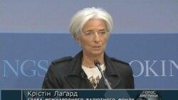 Світова економіка не стабільна - голова МВФ
