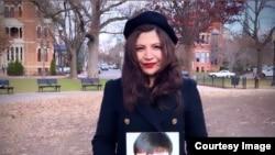 艾克拜尔·艾塞提的姐姐、华盛顿执业律师热伊汗·艾塞提