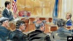 Ông Rick Gates ra làm chứng trước tòa