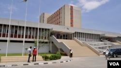 Hospital do Lubango na província da Huíla (Angola)