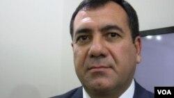 Bütöv Azərbaycan Xalq Cəbhəsi Partiyasının sədri Qüdrət Həsənquliyev