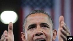 오바마 미 대통령