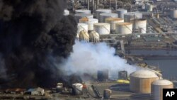 Νέα πυρκαγιά σε αντιδραστήρα του πυρηνικού εργοστασίου Φουκουσίμα