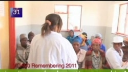 VOA60 Africa Yearender 2011 - Story 5 - Reversing Spread of AIDs in Africa