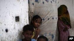 یونیسف وايي چې په یمن کې ماشومان د صحي مشکلاتو سره مخ دي.