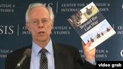 華盛頓智庫CSIS發表新報告