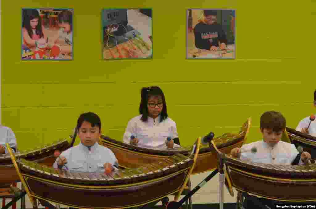 thai cultural day kid museum