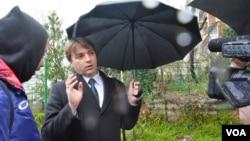 Сочинский адвокат Александр Попков отвечает на вопросы «Голоса Америки»