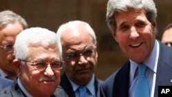د امریکې خارجه وزیر جان کیري به په روژه ماتي د اسرائیلي او فلسطینی مزاکراتو کوربه توب کوي