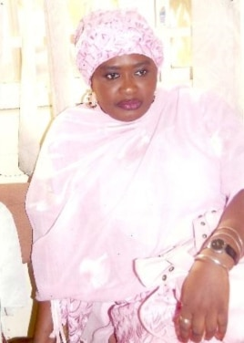 VOWAN's president Atine Abdullahi (photo courtesy of VOWAN)
