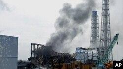 АЭС «Фукусима». 21 марта 2011 года.