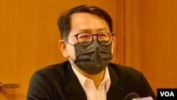 香港中文大學社會科學院客席講師葉國豪表示,約有60%受訪者不願意到大灣區工作或者定居,與中港兩地制度及文化差異有關 (美國之音湯惠芸)
