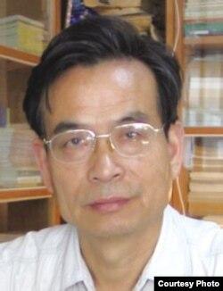 知名律师、东南大学法学院教授张赞宁