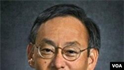 Menteri Energi Amerika Steven Chu