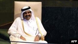 Эмир Катара Хамад бин Халифа аль Тани