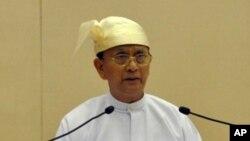 Presiden Burma, Thein Sein dijadwalkan akan berpidato mengenai reformasi di hadapan majelis umum PBB (Foto: dok).