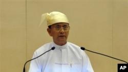 緬甸總統登盛今年3月1日在議會宣佈緬甸將會進一步進行國家改革。
