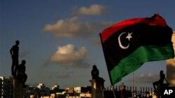 리비아 벵가지의 안사르 알샤리아 반군과 다른 무장반군 조직원들