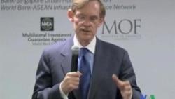 2011-09-06 美國之音視頻新聞: 世行行長認為世界經濟不會第二次衰退