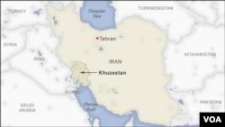 Xuzestan vilayəti, İran