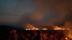 VOA: Científicos advierten que incendios en la Amazonia podrían empeorar