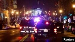 На улице Вашингтона