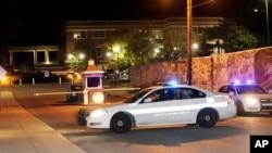 La Universidad del Estado de Tennessee, en Nashville, fue escenario de un tiroteo el jueves, 22 de octubre de 2015.