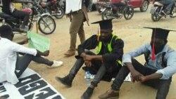Uíge: Estudantes esperam há dois anos pelos diplomas – 1:47