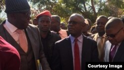 MDC Lawmakers At Magistrate Court For Wiwa