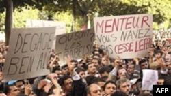 Tunus'taki Halk Ayaklanması Diğer Ülkeleri Etkiliyor