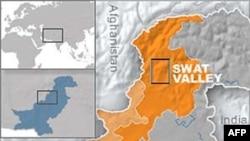3 cảnh sát thiệt mạng tại Tây Bắc Pakistan