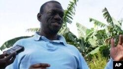 Kiongozi wa upinzani Uganda Dr. Kizza Besigye