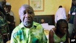 巴博夫妇在旅馆里