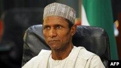 Tổng thống Nigeria Umaru Yar'Adua