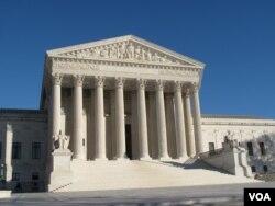 美国最高法院(资料照)