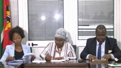 Partidos moçambicanos acordam revisão pontual da Constituição