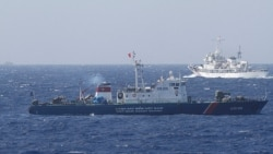 Vietnam, China Accuse Each Other of Sinking Boat