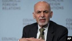 جمهوررئیس غني سره په دغه سفر کې اجرائیه رئیس عبدالله عبدالله ملګرتیا نه کوي.