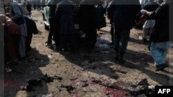 Bom giấu trong thùng rác giết chết 6 em bé ở Afghanistan